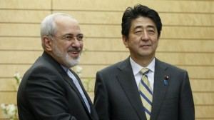 Iran FM and Japanese