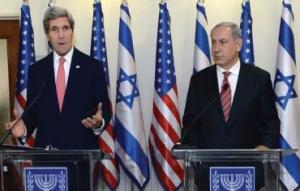 1Kerry and Netanyahu