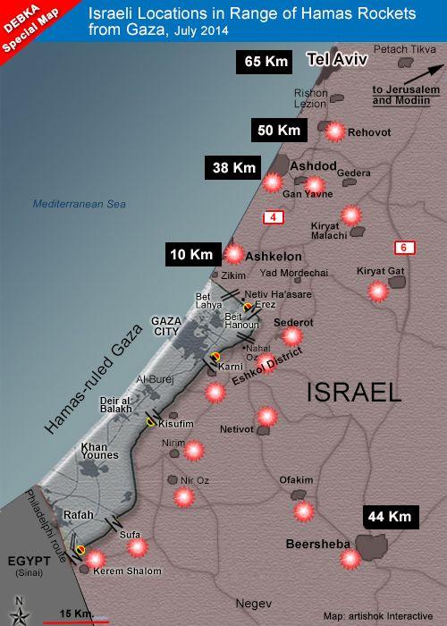 Israel fredsprocessen skadas