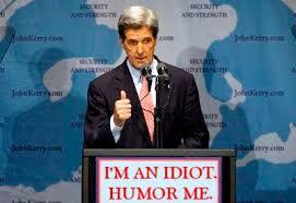 Kerry I'm an idiot