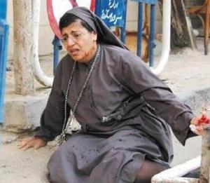 Raped nuns