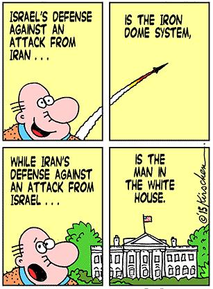Iran's Iron Dome