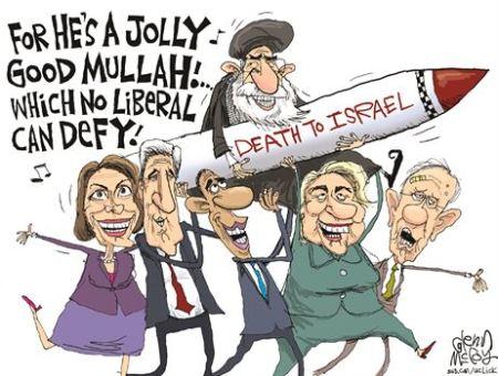Jolly good mullah