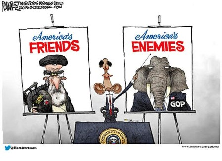 Obama's enemies