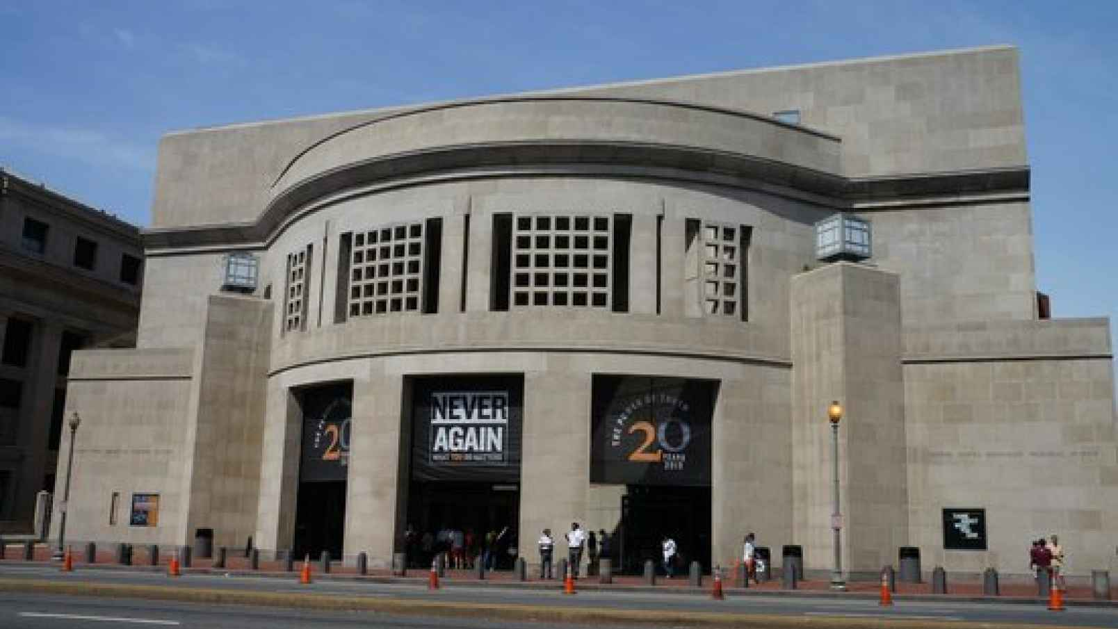 The Holocaust Museum defends Muslim Brotherhood Nazis