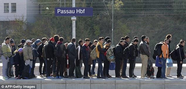 Migrants Germany2