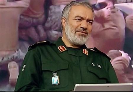 Iranian admiral