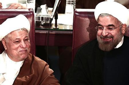 Rafsanjani_Rouhani