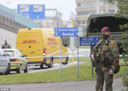 Brussels surveilance