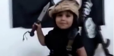 Bildresultat för muslim children brainwash in hat and martyr