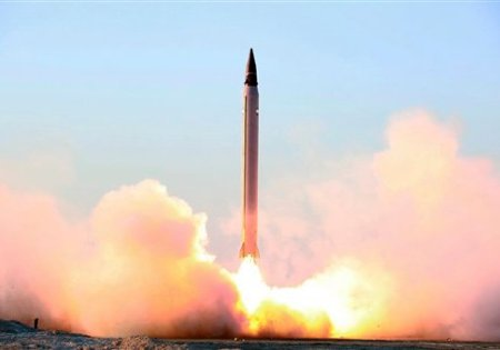 "FILE - This file picture released by the official website of the Iranian Defense Ministry on Sunday, Oct. 11, 2015, claims to show the launching of an Emad long-range ballistic surface-to-surface missile in an undisclosed location. Iran tested a ballistic missile again in November 2015, a U.S. official said Dec. 8, describing the second such test since this summerís nuclear agreement. The State Department said only that it was conducting a ""serious review"" of such reports. The test occurred on Nov. 21, according to the official, coming on top of an Oct. 10 test Iran confirmed at the time. The official said other undeclared tests occurred earlier than that, but declined to elaborate. The official wasnít authorized to speak on the matter and demanded anonymity. (Iranian Defense Ministry via AP)"