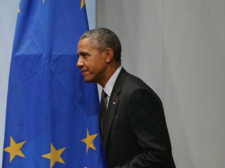 Obama and EU