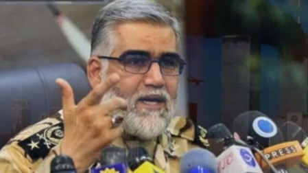 Iranian ground forces commander