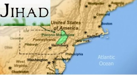 Jihad in Poconos