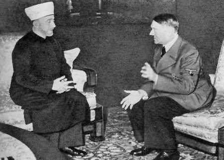 mufti-and-hitler
