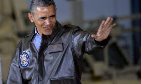 Obama soldier
