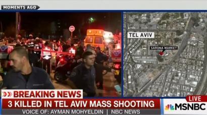 Tel Aviv massacre
