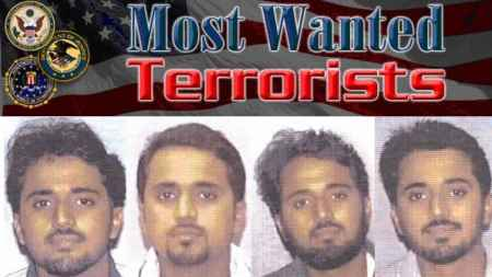 Terrorists wanted