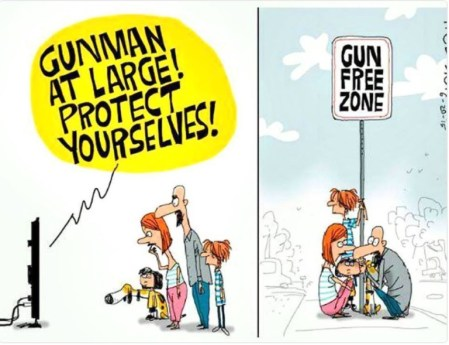 gun free place