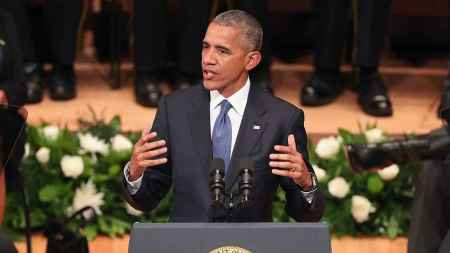 Obama obscene