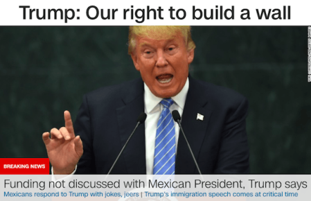 build that wall