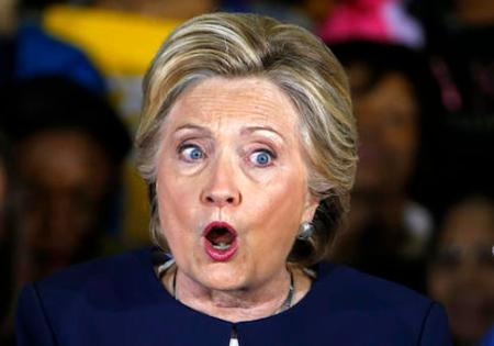 Democratic presidential candidate Hillary Clinton makes remarks at a Pennsylvania Democrats Pittsburgh Organizing Event at Heinz Field in Pittsburgh, Friday, Nov. 4, 2016. (AP Photo/Gene J. Puskar)