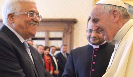 abbas-and-pope-francis