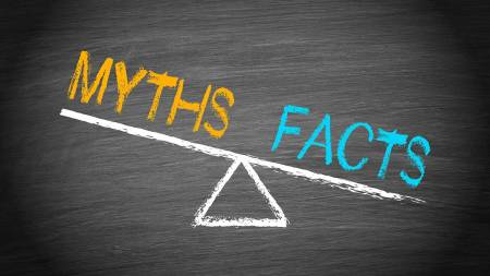 myths-vs-facts-chalkboard