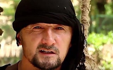 Gulmurod Khalimov, Islamic State's 'minister of war,' said killed in Russian airstrike on September 8, 2017 in Deir Ezzor, Syria. (YouTube screenshot)