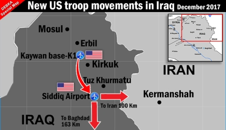 New US military moves in the Mid-East & Israel\'s Syria air raid were ...