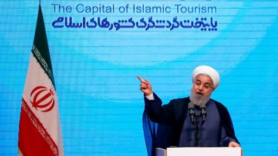 Iranian President Hassan Rouhani. The rules of the game are changing (Photo: AFP)