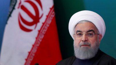Iranian President Rouhani (Photo: Reuters)