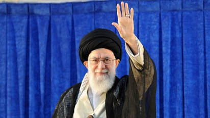Iran's Supreme Leader Ayatollah Khamenei (Photo: EPA)