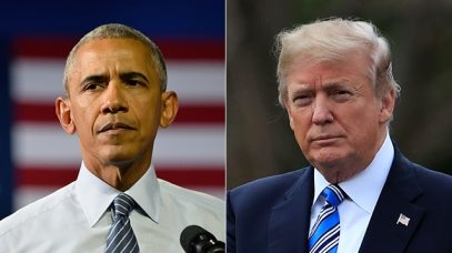 Thanks to Trump's allegedly irrational diplomacy, we can understand how distorted Obama's logic about foreign relations was (Photos: AP, Shutterstock)