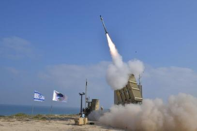 Iron Dome (Photo: Ministry of Defense Spokesperson and Public Relations Department)