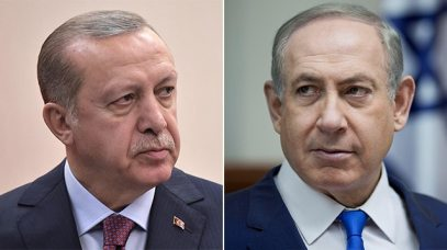 Erdogan; Netanyahu (Photo: Reuters, MCT)