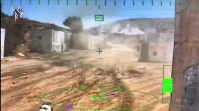 Tank touch screen (Photo: IDF Spokesmans unit)