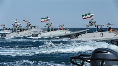 IRGC Navy holds drill in Persian Gulf (Photo: PressTV)