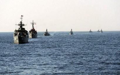 Illustrative: Iranian Navy exercise in 2011. (CC BY, Mohammad Sadegh Heydari, Wikimedia Commons)