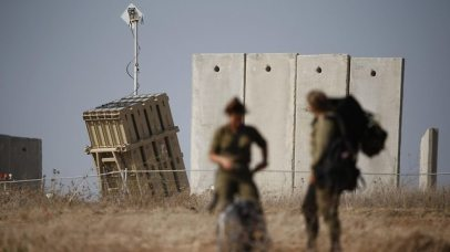 Iron Dome missile defense system (Photo: AFP)
