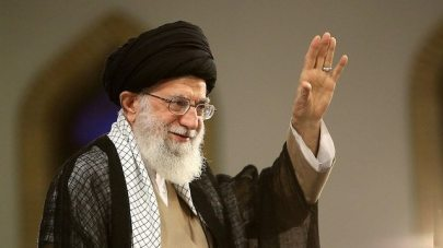 Iran's Supreme Leader Ayatollah Ali Khamenei  (Photo: Reuters)