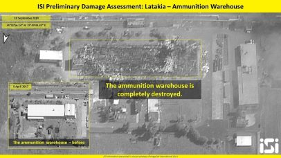(Photo:  ImageSat International (ISI))