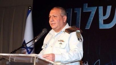Chief of Staff Lt. Gen. Gadi Eisenkot (Photo: Yariv Katz)