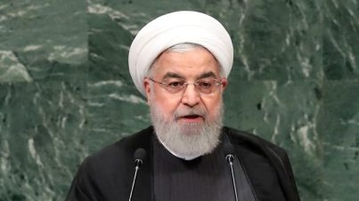 President Rouhani (Photo: Reuters)