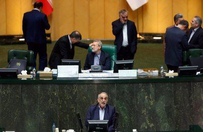 Ali Larijani (Photo: EPA)
