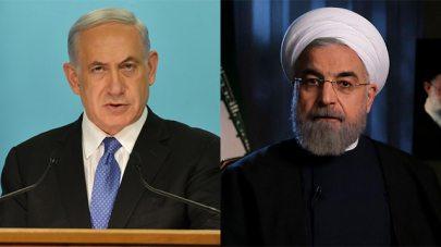 President Rouhani and PM Netanyahu (Photo: Kobi Gideon/GPO, AP)
