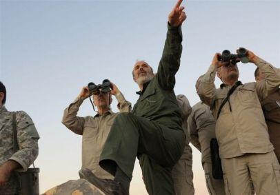 (Syrian Central Military Media, via AP)