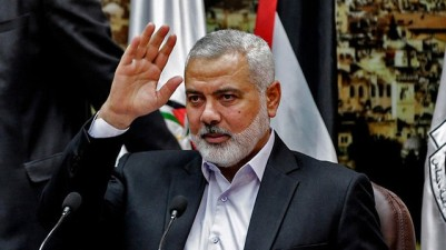 Ismail Haniyeh (Photo: AFP)
