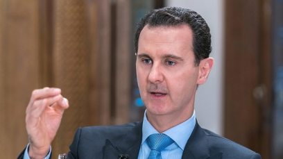 Syrian President Bashar Assad (Photo: Reuters)