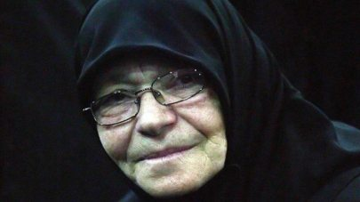 Imad Mughniyeh's mother